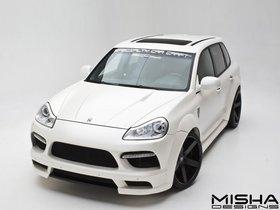 Ver foto 8 de Misha Porsche Cayenne Wide Body 2013