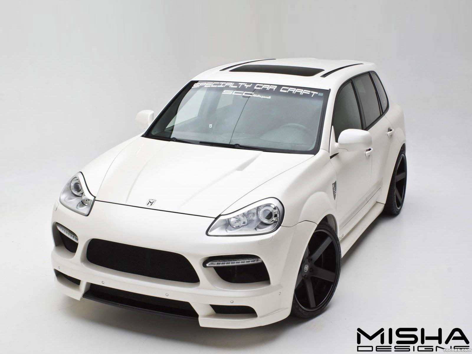 Foto 7 de Misha Porsche Cayenne Wide Body 2013