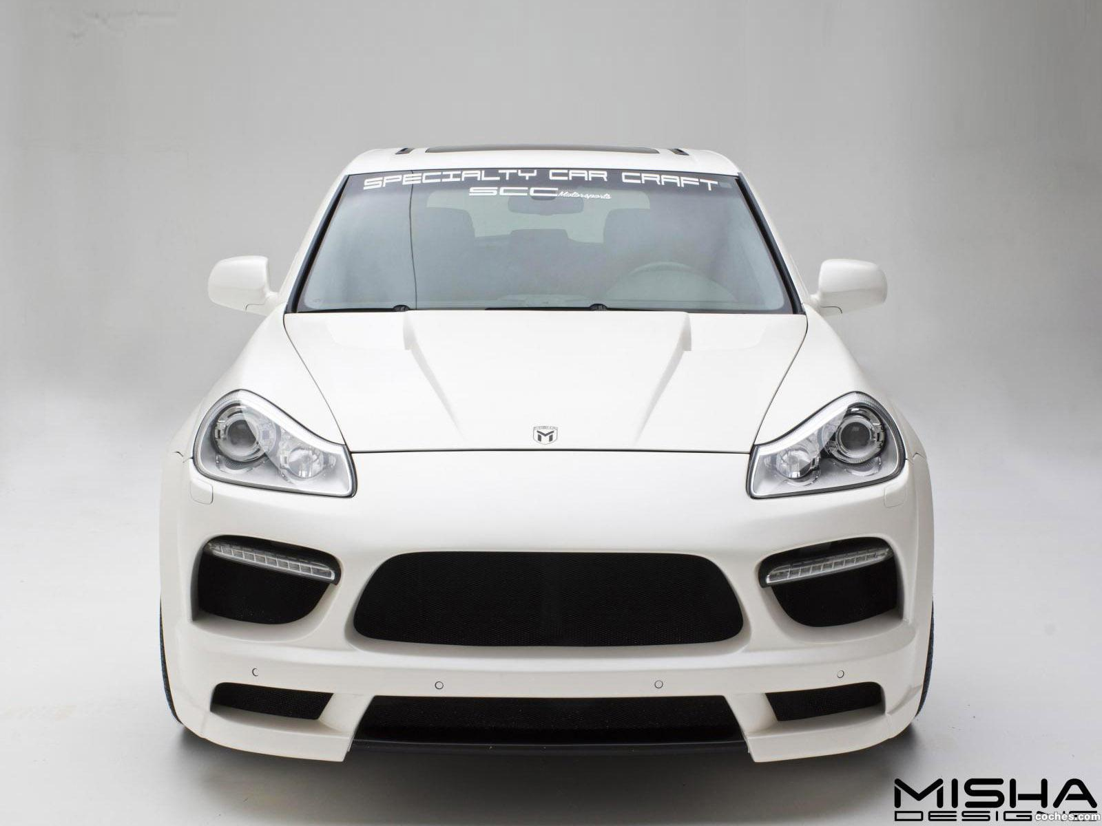 Foto 6 de Misha Porsche Cayenne Wide Body 2013