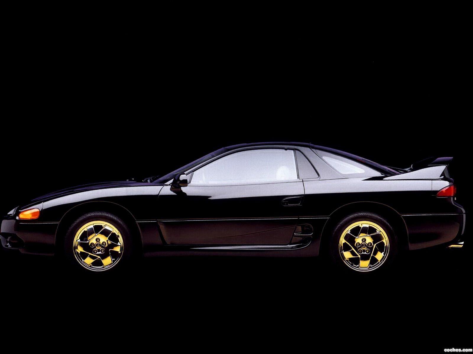 Foto 5 de Mitsubishi 3000GT 1994
