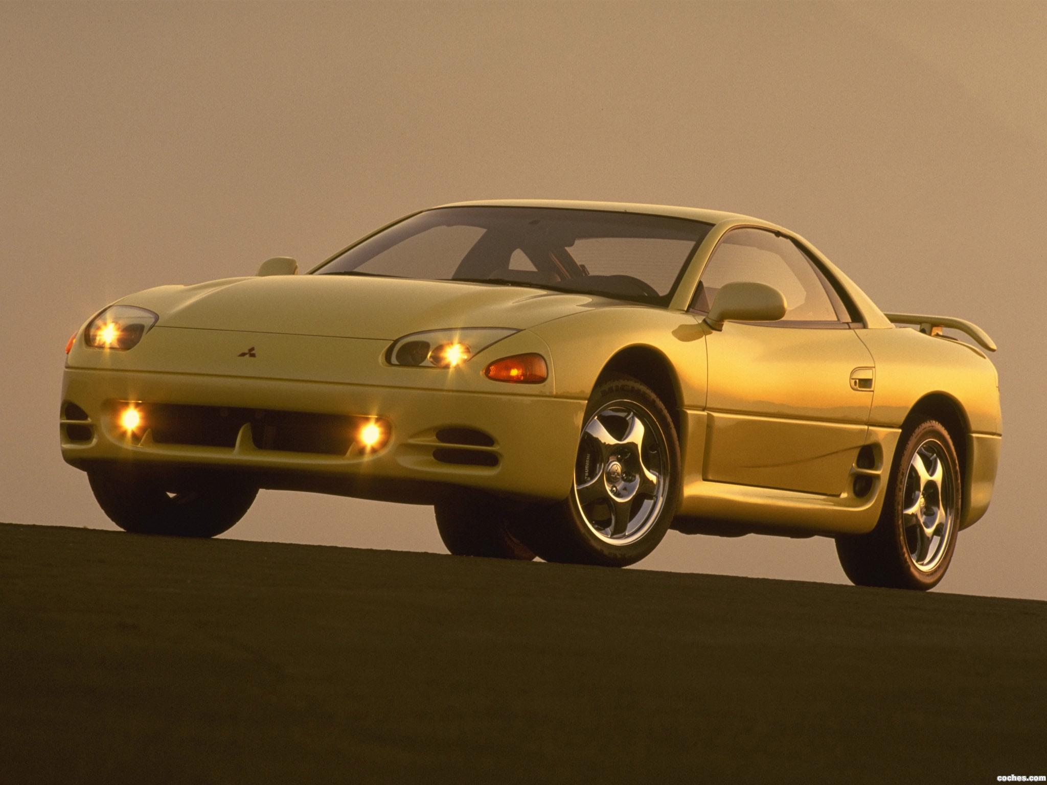 Foto 1 de Mitsubishi 3000GT 1994