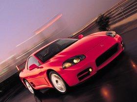 Ver foto 1 de Mitsubishi 3000GT VR-4 1999