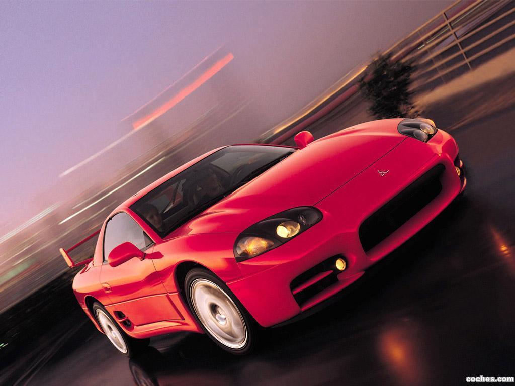 Foto 0 de Mitsubishi 3000GT VR-4 1999