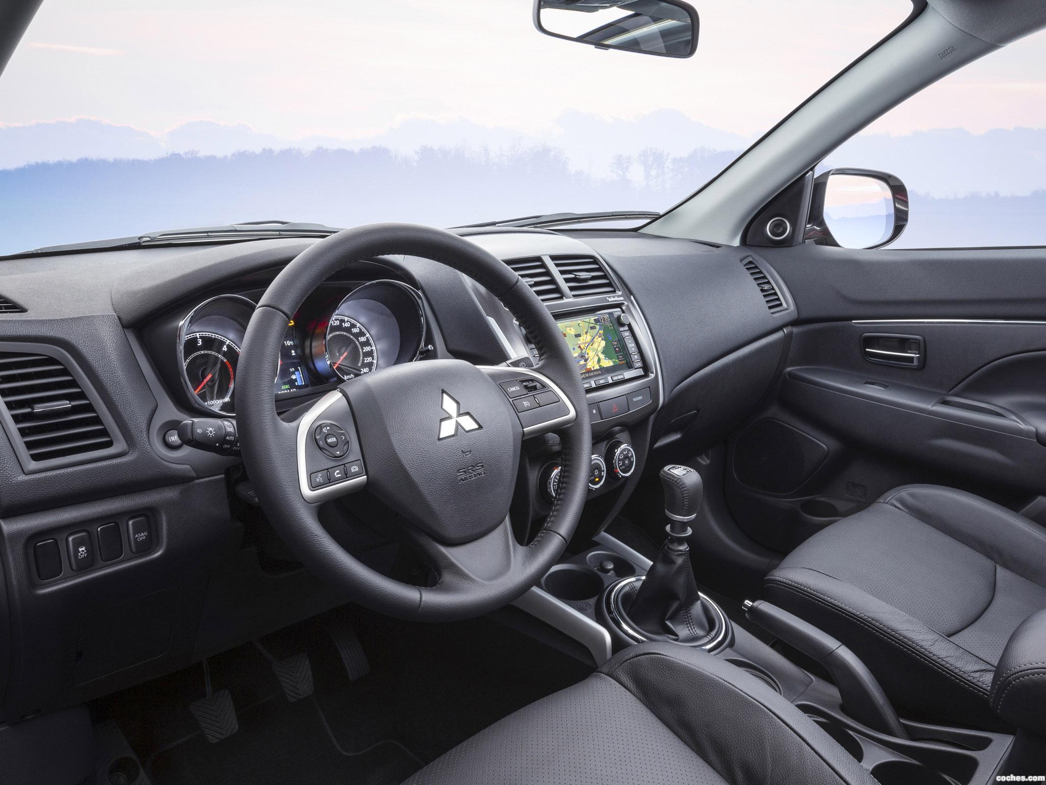 Foto 10 de Mitsubishi ASX 2012