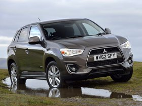 Fotos de Mitsubishi ASX 3 UK 2013