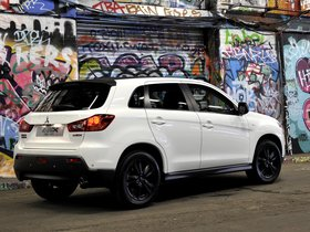 Ver foto 7 de Mitsubishi ASX Black 2011