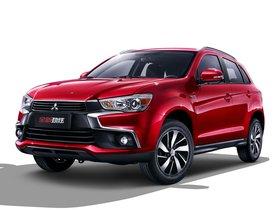 Ver foto 2 de Mitsubishi ASX China  2016