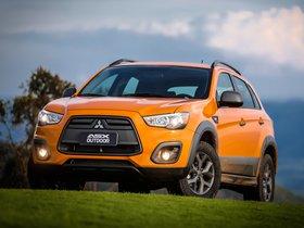 Ver foto 19 de Mitsubishi ASX Outdoor  2015