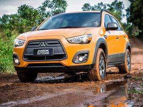 Ver foto 3 de Mitsubishi ASX Outdoor  2015