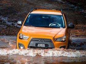 Ver foto 2 de Mitsubishi ASX Outdoor  2015