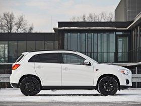 Ver foto 2 de Mitsubishi ASX RalliArt 2014