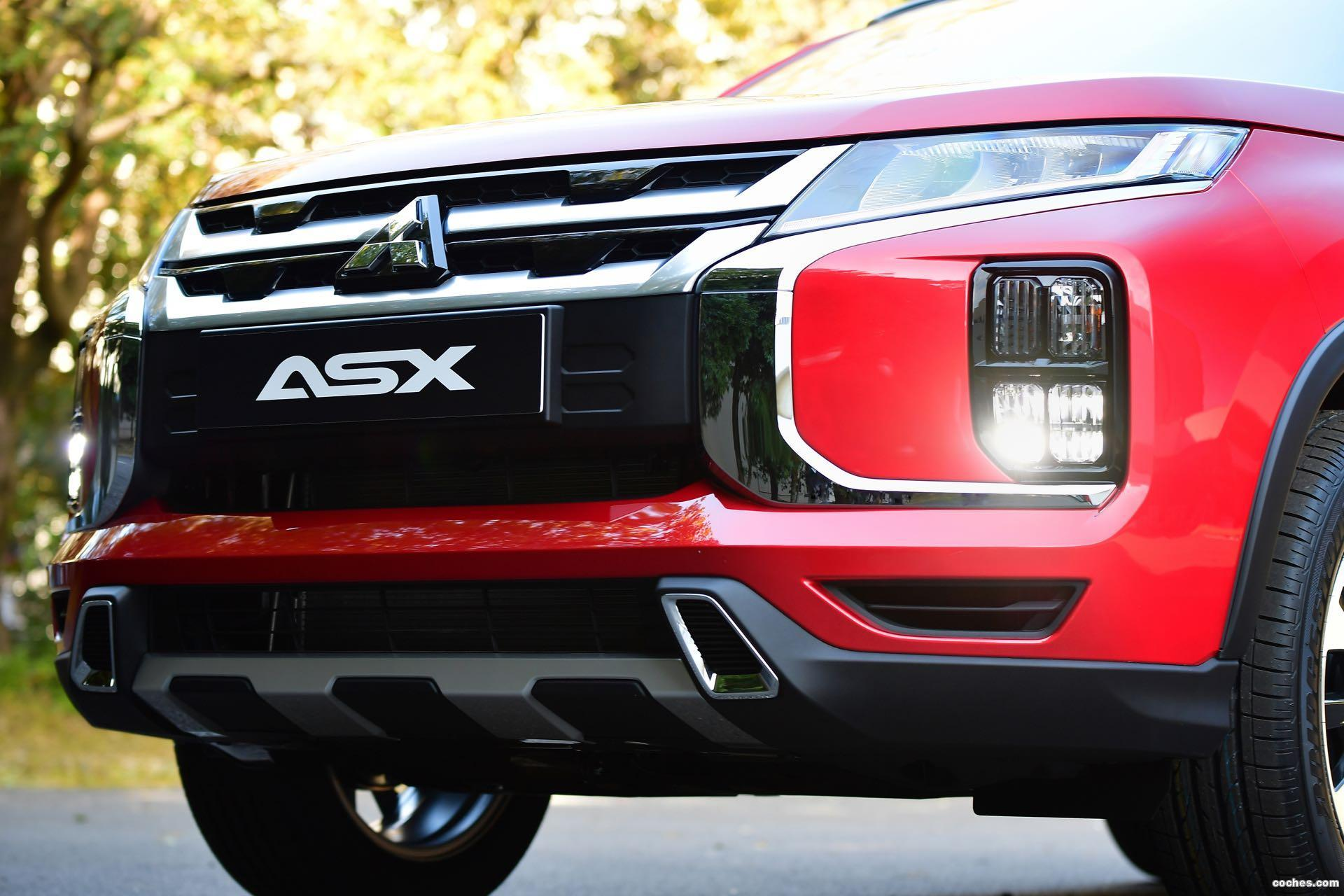 Foto 9 de Mitsubishi ASX 4WD Kaiteki 2020