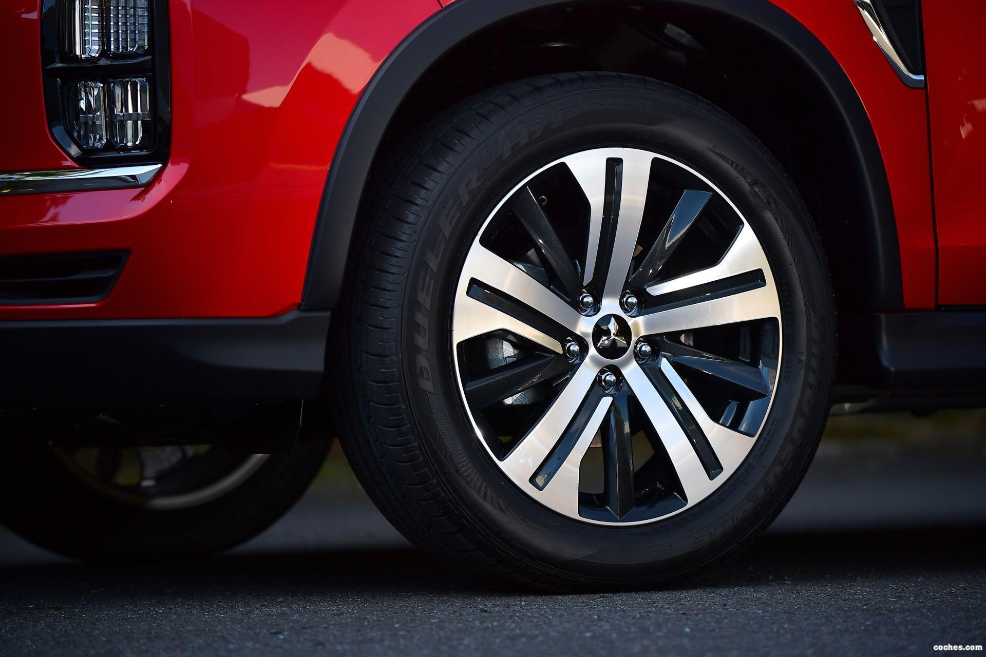 Foto 8 de Mitsubishi ASX 4WD Kaiteki 2020