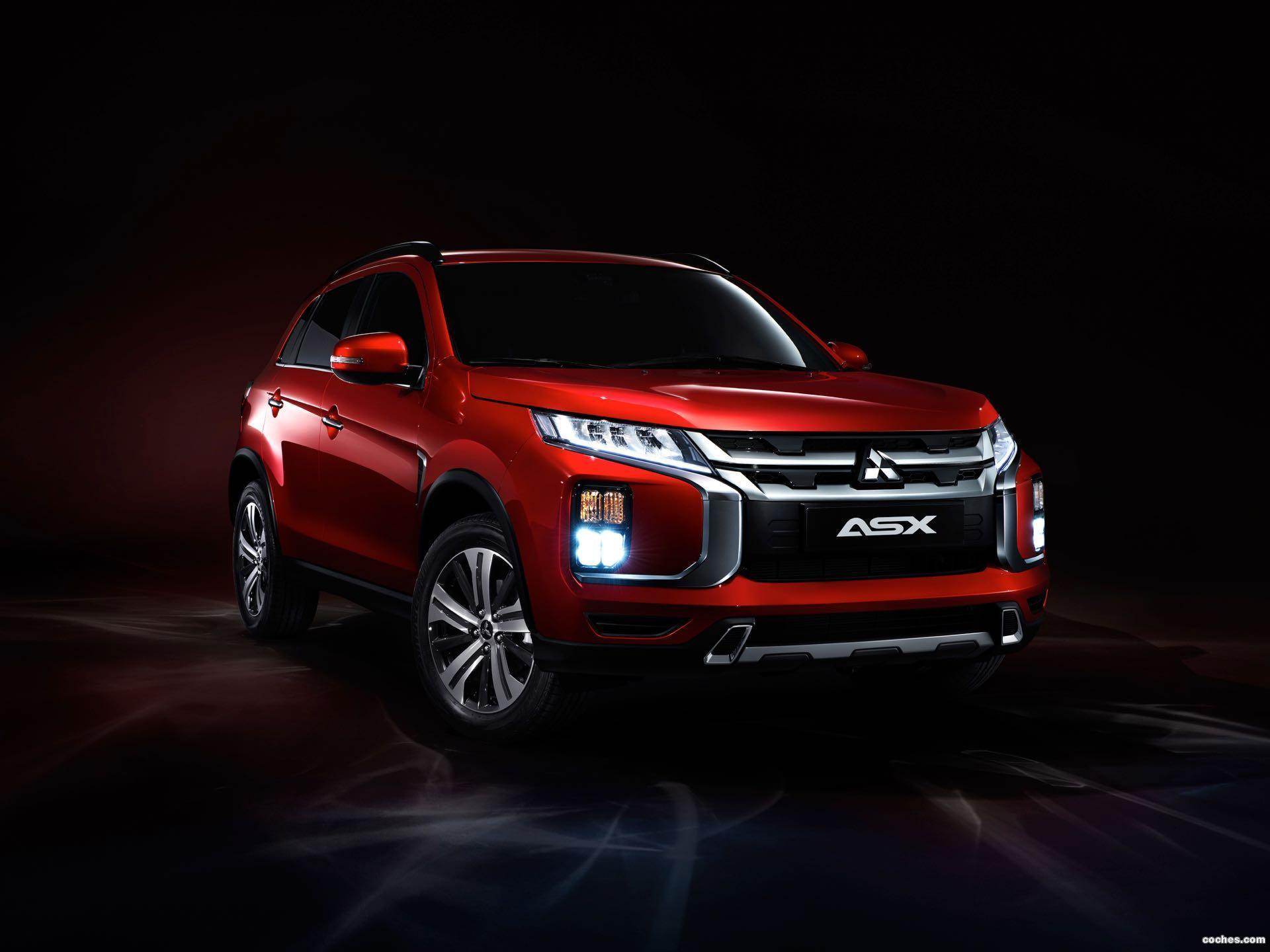 Foto 40 de Mitsubishi ASX 4WD Kaiteki 2020