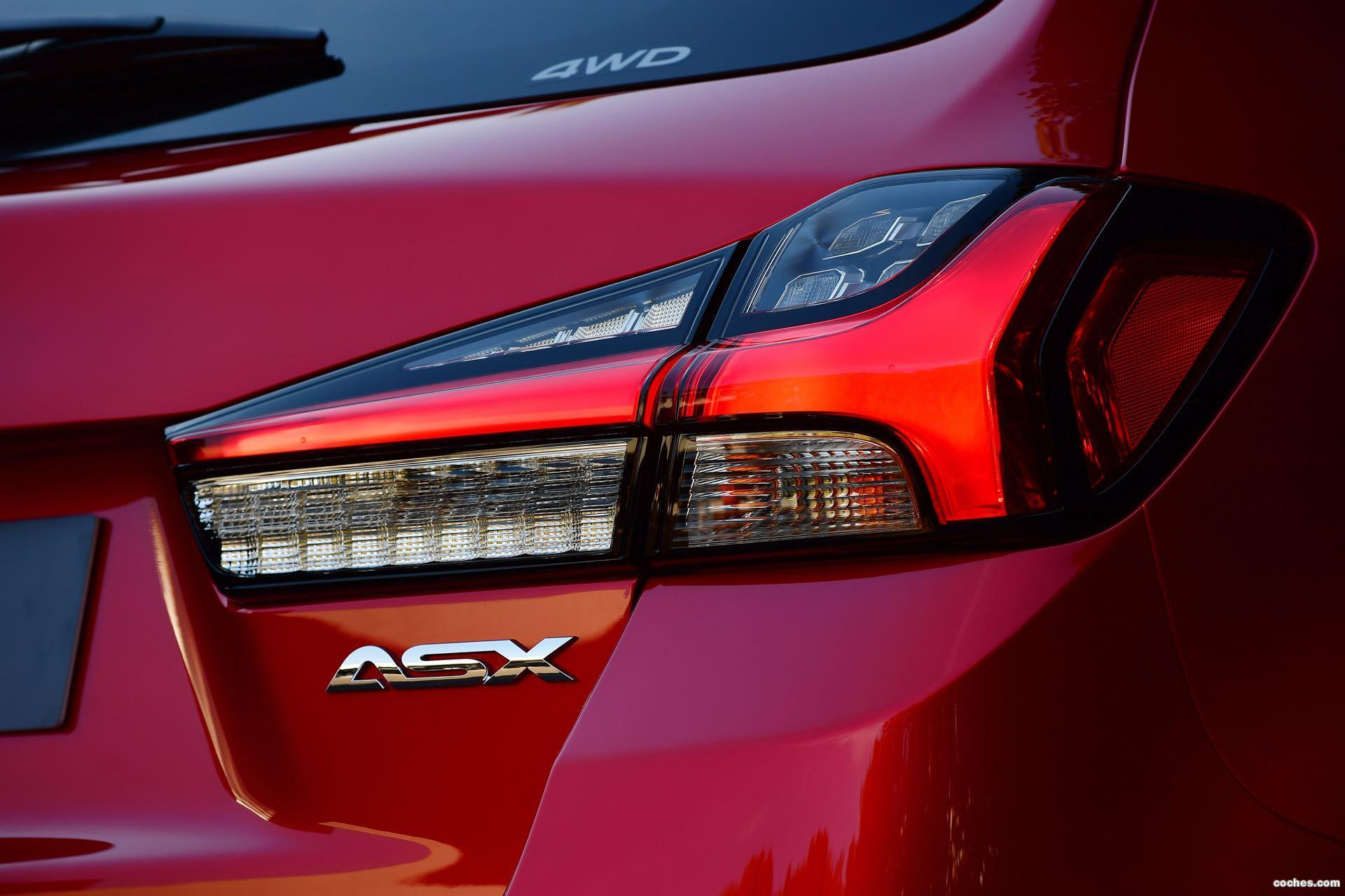Foto 7 de Mitsubishi ASX 4WD Kaiteki 2020