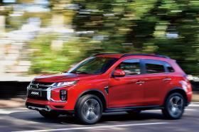 Ver foto 28 de Mitsubishi ASX 4WD Kaiteki 2020