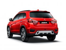 Ver foto 34 de Mitsubishi ASX 4WD Kaiteki 2020