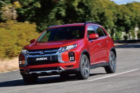 Ver foto 23 de Mitsubishi ASX 4WD Kaiteki 2020