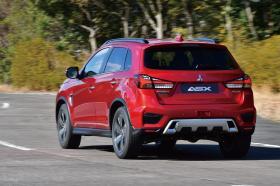 Ver foto 22 de Mitsubishi ASX 4WD Kaiteki 2020