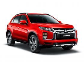 Ver foto 33 de Mitsubishi ASX 4WD Kaiteki 2020