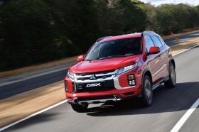 Ver foto 16 de Mitsubishi ASX 4WD Kaiteki 2020