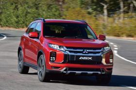 Ver foto 21 de Mitsubishi ASX 4WD Kaiteki 2020
