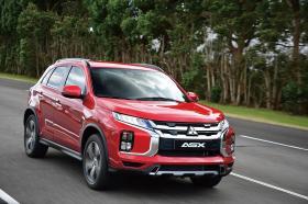 Ver foto 12 de Mitsubishi ASX 4WD Kaiteki 2020
