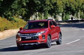 Ver foto 19 de Mitsubishi ASX 4WD Kaiteki 2020
