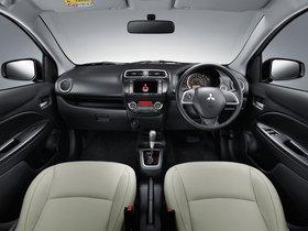 Ver foto 6 de Mitsubishi Attrage 2013