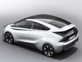 Ver foto 5 de Mitsubishi CA-MiEV Concept 2013