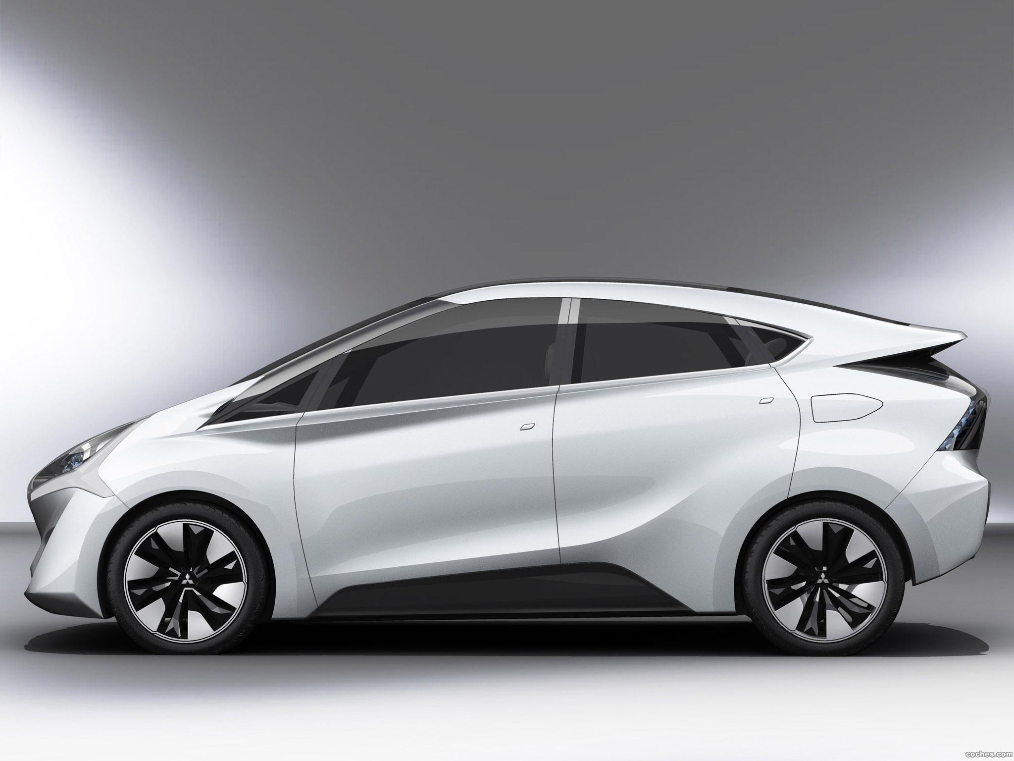 Foto 5 de Mitsubishi CA-MiEV Concept 2013