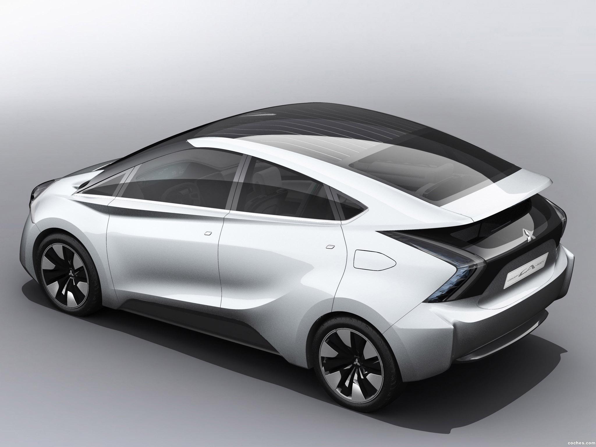 Foto 4 de Mitsubishi CA-MiEV Concept 2013