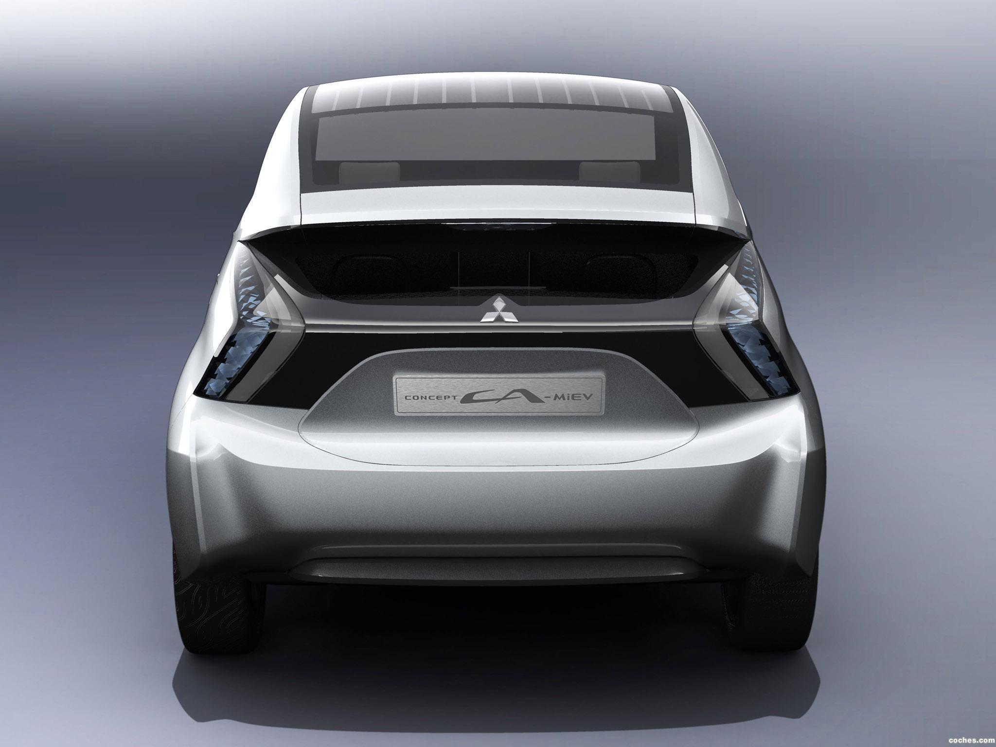 Foto 1 de Mitsubishi CA-MiEV Concept 2013