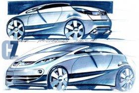 Fotos de Mitsubishi CZ 2 Concept 2003