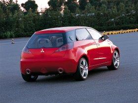 Ver foto 1 de Mitsubishi CZ3 Tarmac Concept 2002