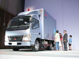Ver foto 5 de Mitsubishi Canter 2011