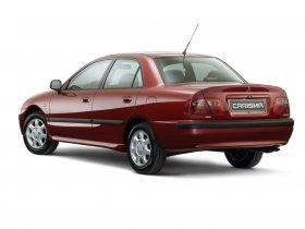 Ver foto 11 de Mitsubishi Carisma 1999