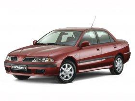 Ver foto 9 de Mitsubishi Carisma 1999