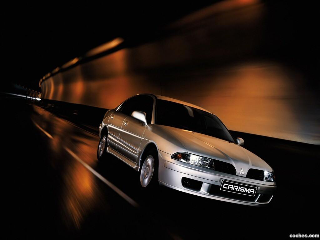 Foto 0 de Mitsubishi Carisma 1999