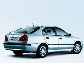 Ver foto 13 de Mitsubishi Carisma 5 puertas 2000