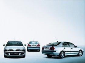 Ver foto 10 de Mitsubishi Carisma 5 puertas 2000