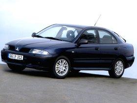 Ver foto 7 de Mitsubishi Carisma 5 puertas 2000