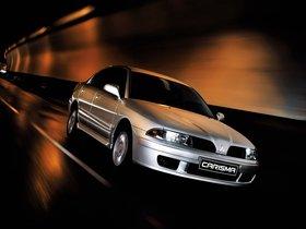 Ver foto 3 de Mitsubishi Carisma 5 puertas 2000