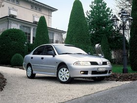 Ver foto 17 de Mitsubishi Carisma 5 puertas 2000