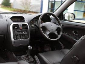 Ver foto 3 de Mitsubishi Carisma 5 puertas UK 2000