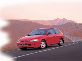 Ver foto 6 de Mitsubishi Colt 3 puertas 1996