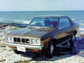 Ver foto 3 de Mitsubishi Colt Galant Coupe 1975