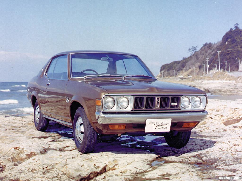 Foto 0 de Mitsubishi Colt Galant Coupe 1975
