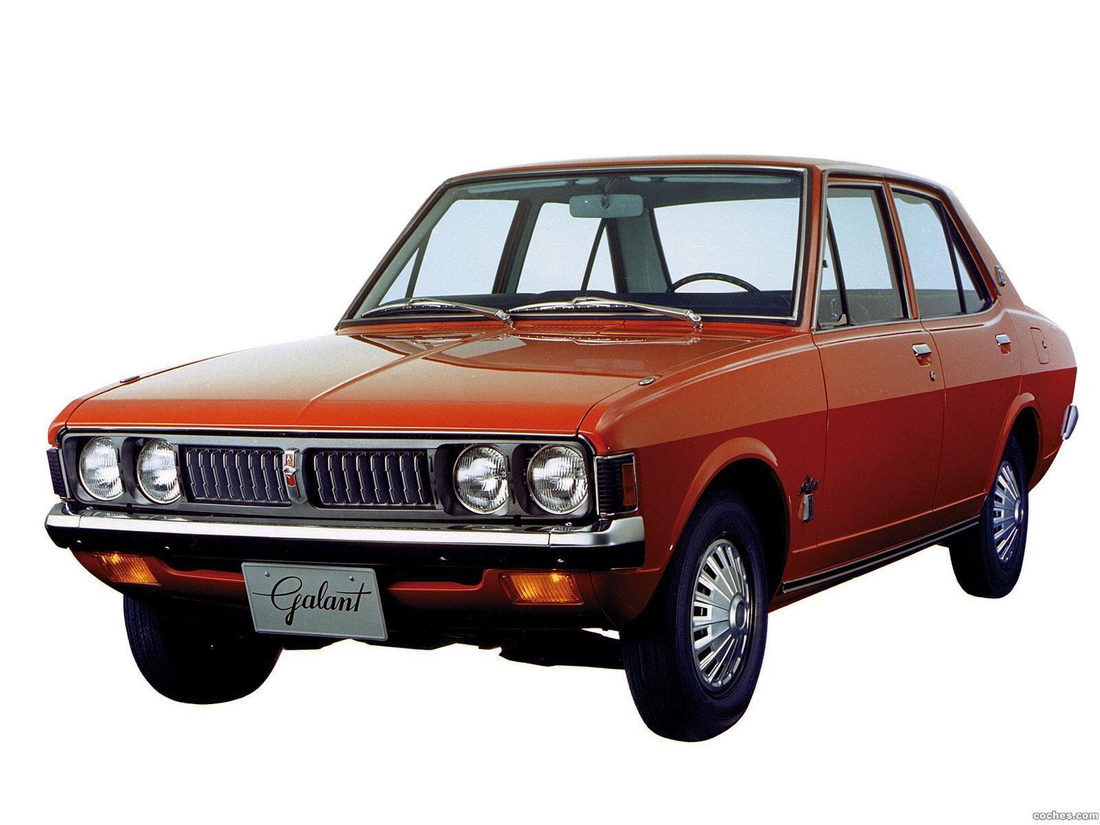 Foto 0 de Mitsubishi Colt Galant Sedan 1969
