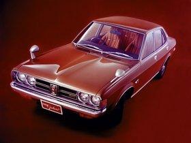 Ver foto 1 de Mitsubishi Colt Galant Sedan 1973